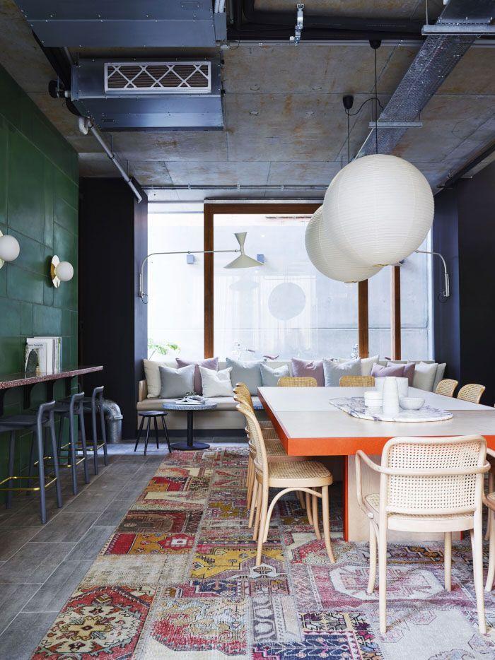 Interior 2  Anson Smart (With images)  Alex hotel, Interior, Interior design books