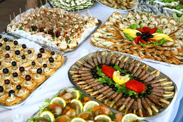 How To Organize A School Prom Or Formal Finger Food Catering