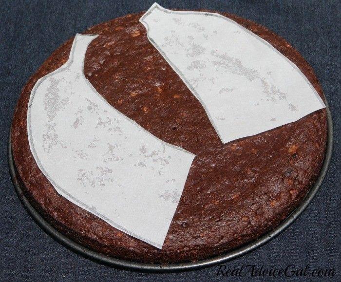 Banana Chocolate Applesauce Cake Recipe