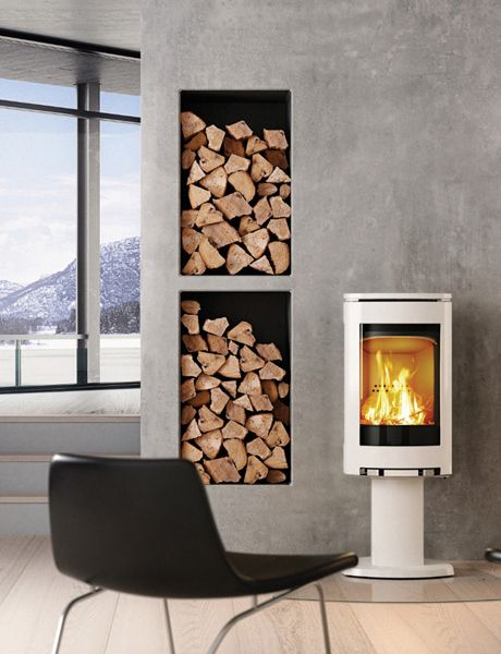 Palazzetti Wood Stoves Have Some Of The Best Design Features And