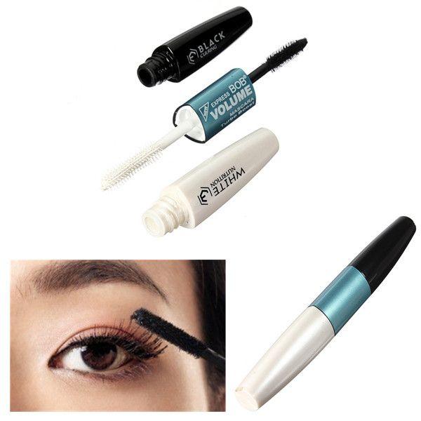 $9.99  http://www.storenvy.com/products/10547472-2-sides-black-white-makeup-carbon-fiber-eyelash-mascara-free-shipping 1_original