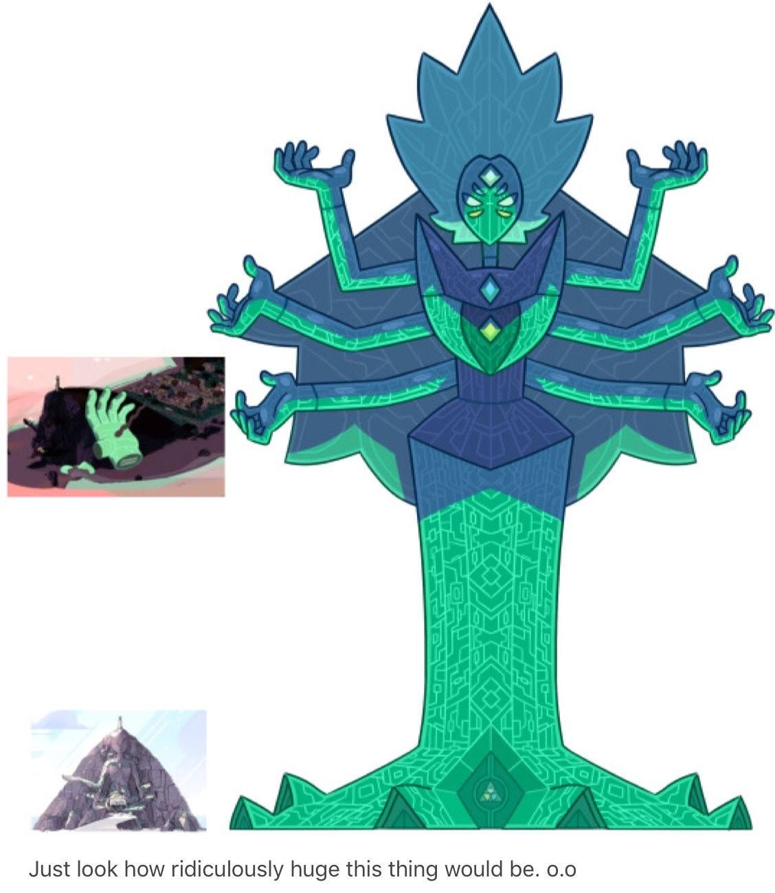 Where did they take the Diamond Arm