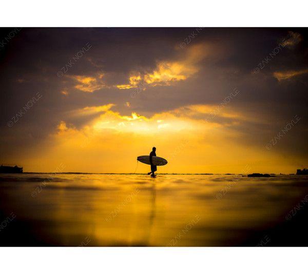 Sunset Stroll | Surf Photography by Zak Noyle - Zak Noyle Photography