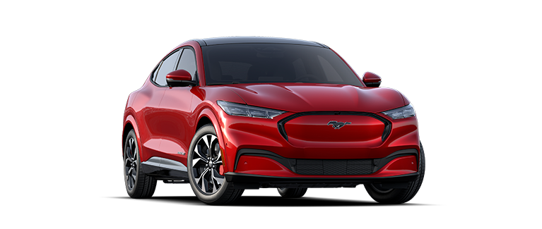 2021 Ford Mustang Mach E Suv All Electric Exhilarating