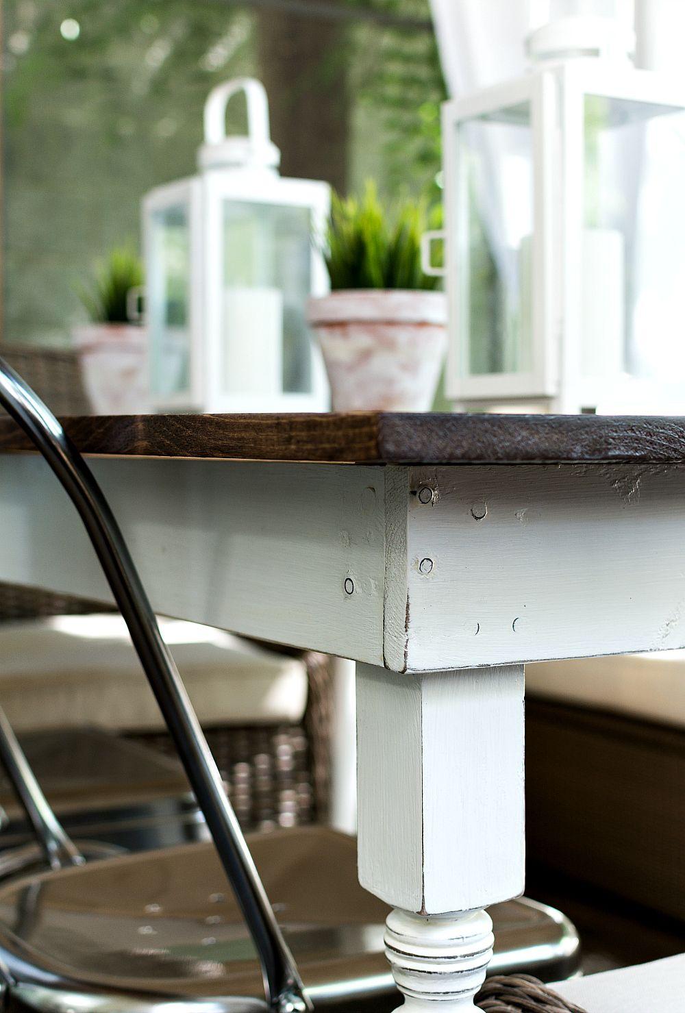 i built a farmhouse table build a farmhouse table diy farmhouse table farmhouse table on farmhouse kitchen table diy id=78218