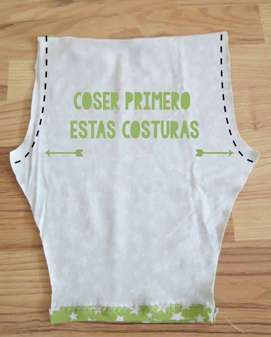 Estas leggings de bebés son súper prácticas, llevan poca tela, se ...