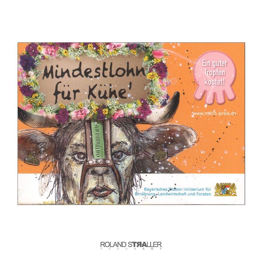 """Wenn Sklaven für ihre """"armen Ausbeuter"""" Werbung machen müssen…  Hintergrund » http://vegan-art.com/content/91-werbesklaven-human-animals-studies-by-roland-straller"""
