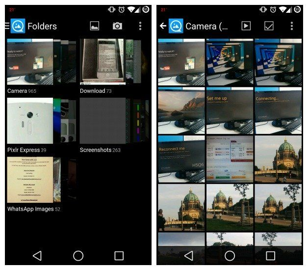 AndroidPIT Nexus 5 QuickPic | lazydayzee best apps | Android apps