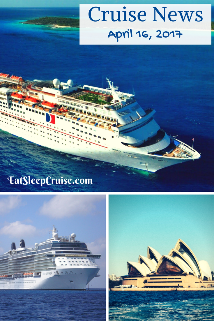 Get The Latest Updates And Headlines In Our Cruise News April - April cruises