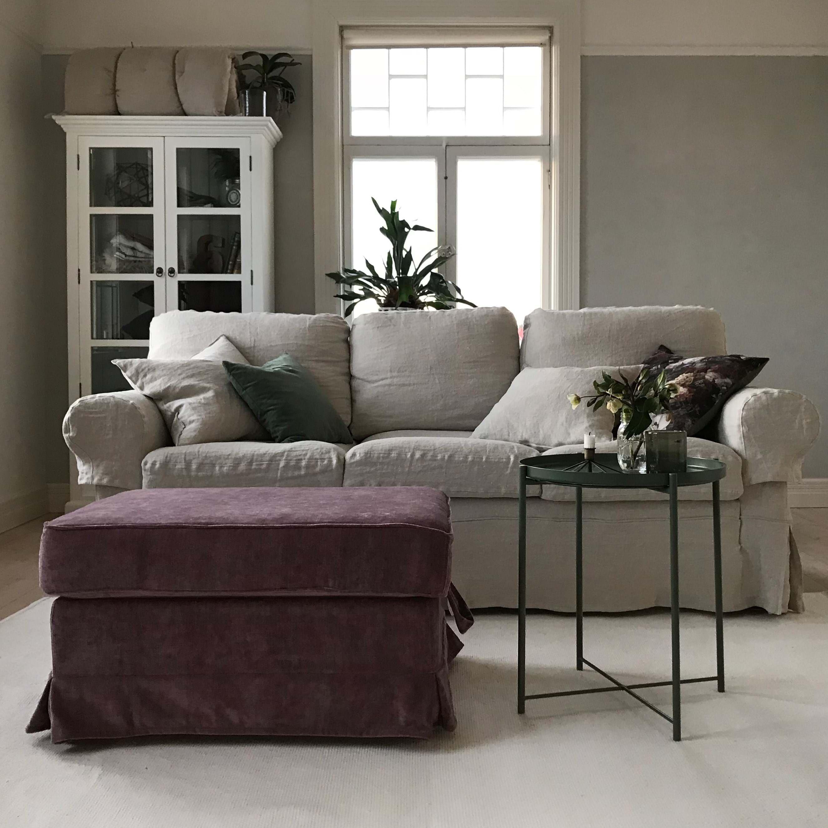 IKEA Ektorp sofa review by Bemz Bemz