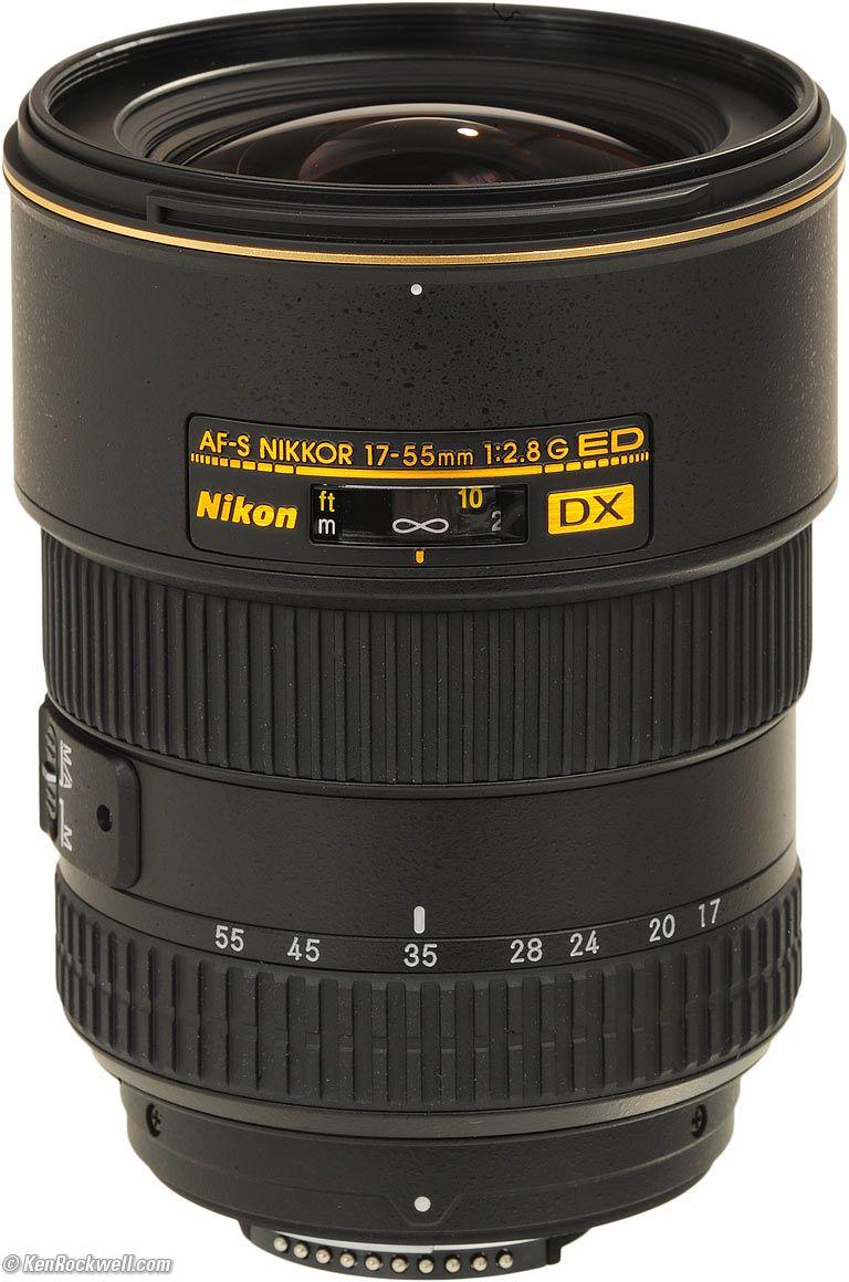 Nikon 17 55mm F 2 8 Dx Review Nikon Dx Camera Nikon Nikon