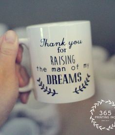 This Mug Is Perfect Gift Idea To Thank Your Mother In Law On 2015