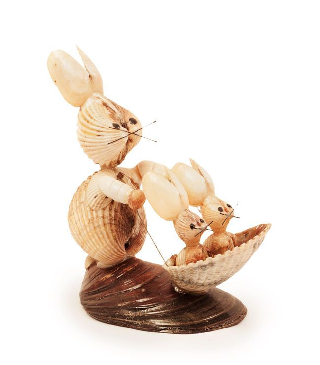 Top 6 seashell crafts for kids craft for Seashell ornaments craft