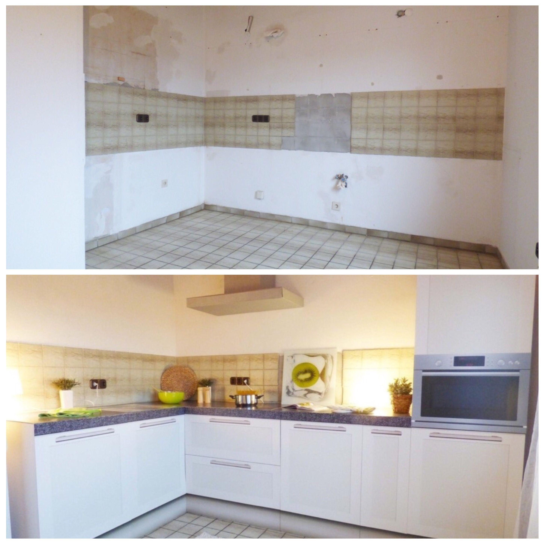 Home Staging Küche Vorher/Nachher | Home Staging | Pinterest | Küche ...