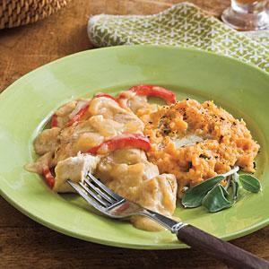 chicken dijon recipe myrecipes com with images chicken recipes easy chicken recipes recipes pinterest