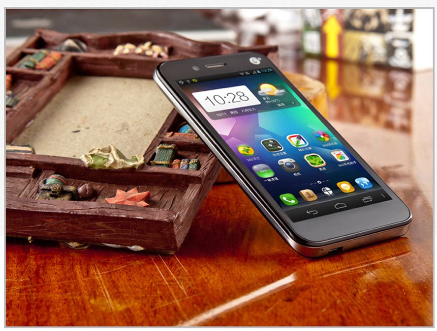 Deovo V5 4.7¨ Quad Core Tegra 3 1.3GHz 1GB 4GB 8Mpx - MARCO POLO ...