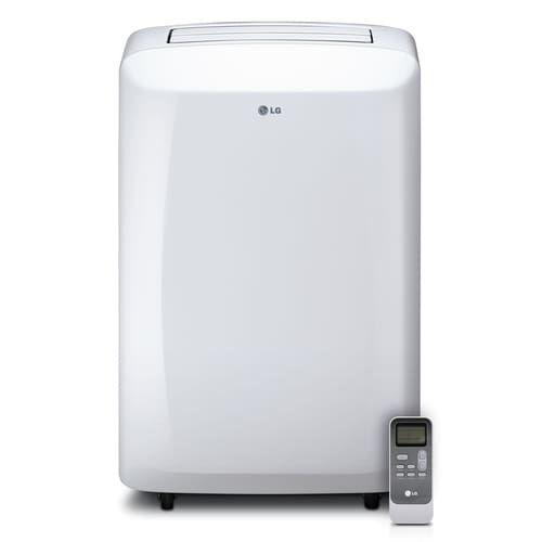 Lg 10 000 Btu Portable Air Conditioner And Dehumidifier