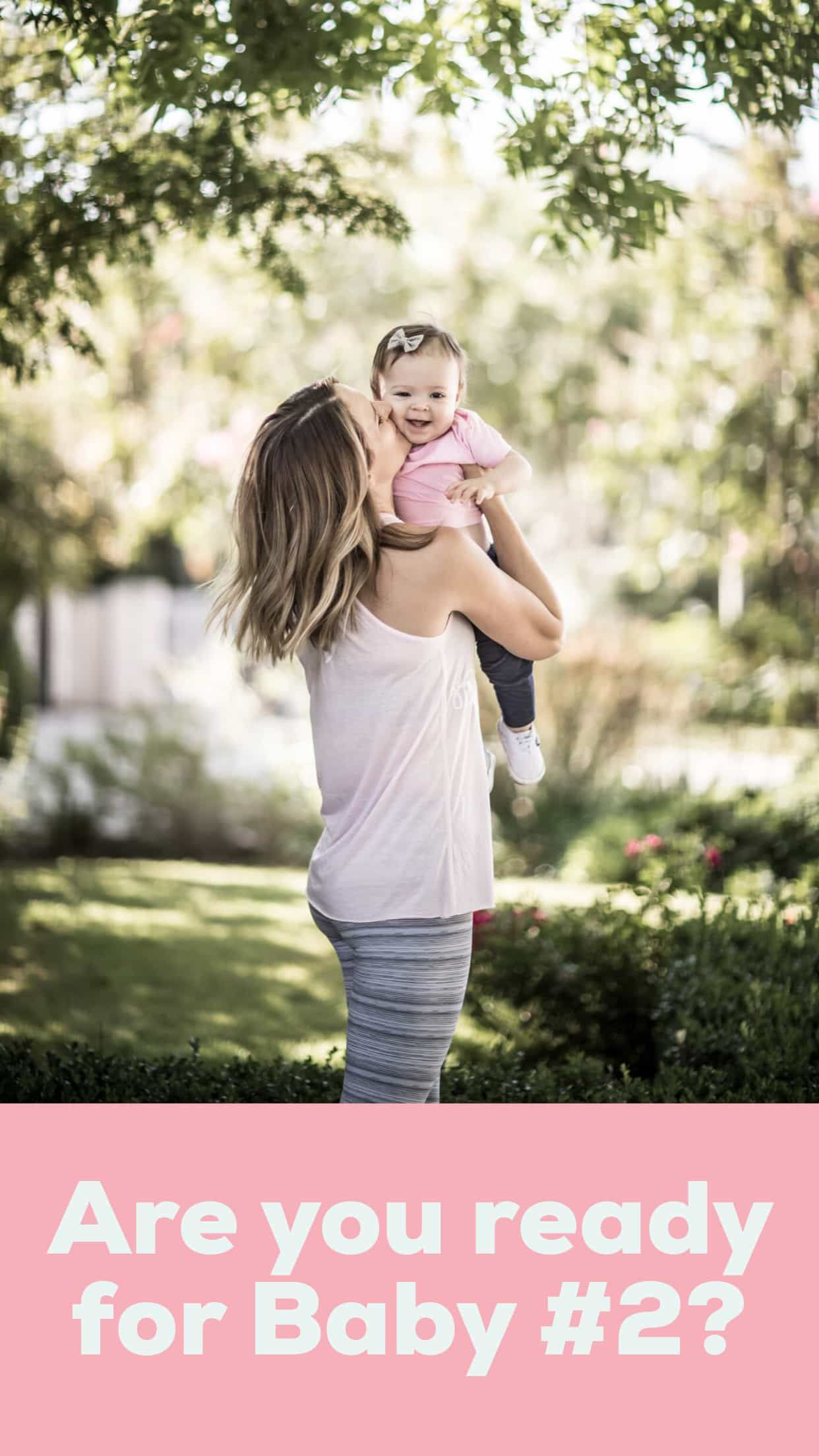 Am I Ready for Baby No. 2? | Motherhood quotes funny, 2nd ...