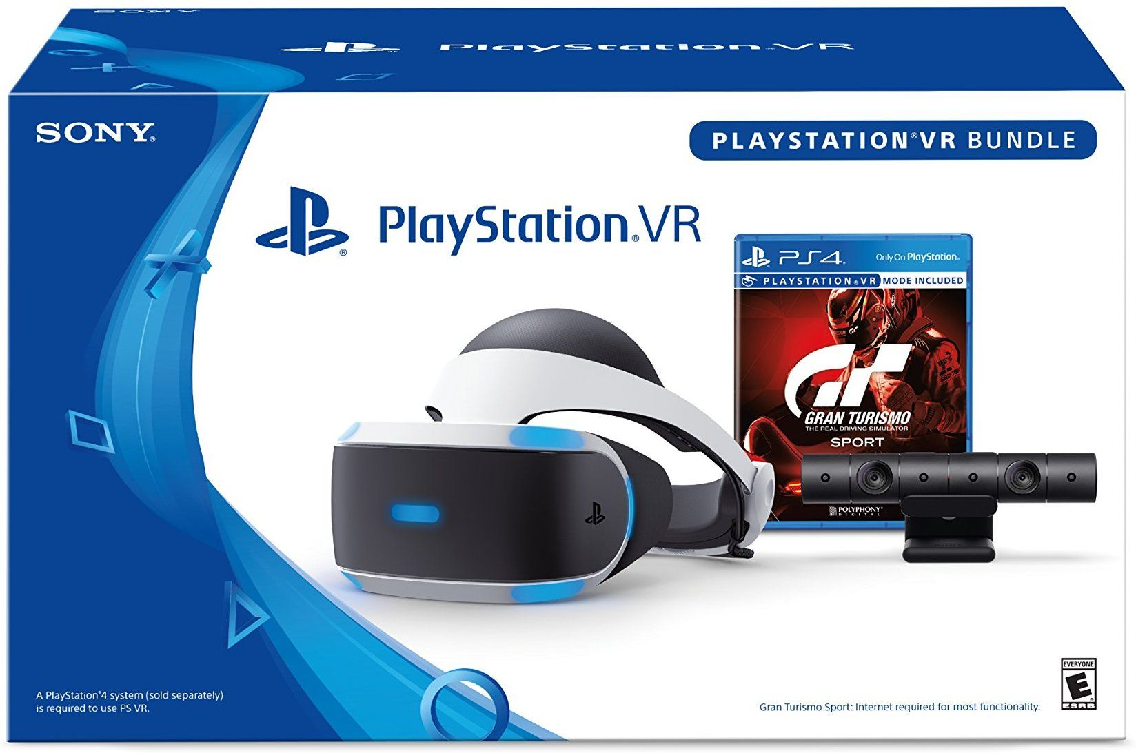 Playstation Vr Gt Sport Bundle Is Up For Preorders Playstation4 Emio Controller Elite Blue Colour Ps4 Sony Videogames Gamer Games Gaming