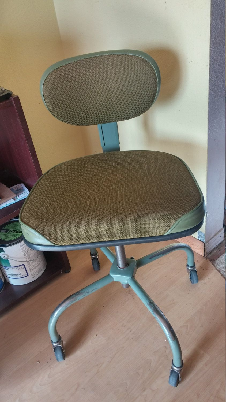vintage INDUSTRIAL CRAMER air flow posture office chair