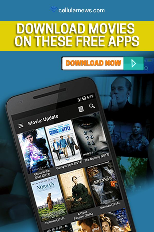 These Mobile Apps Will Bring The Whole Movie Experience In Your Home For Free Movie App Mobile App Android Mobile App