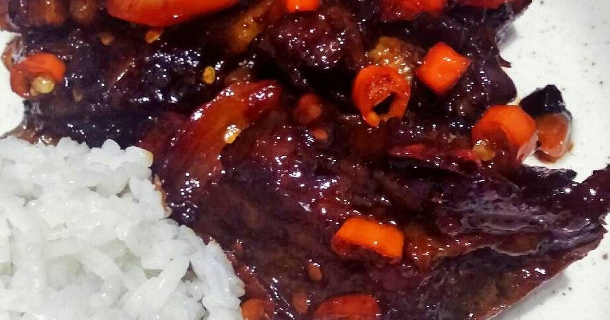 Resep Iga Bakar Si Jangkung Oleh Jenny Resep Resep Iga Makanan Resep
