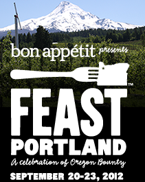 Feast Portland Tickets Are Now On Sale!  You've been waiting for the Northwest's flagship food event and now we are here! Bon Appétit Presents Feast Portland: A Celebration of Oregon Bounty is a first-of-its-kind event premiering September 20-23, 2012 that celebrates the current energy driving America's food revolution, all while raising significant funds to help end childhood hunger in Oregon.    #winerabble