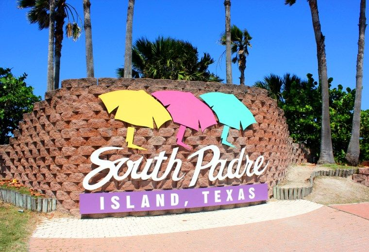 South padre island texas beach therapy pinterest for Winter vacation spots in texas