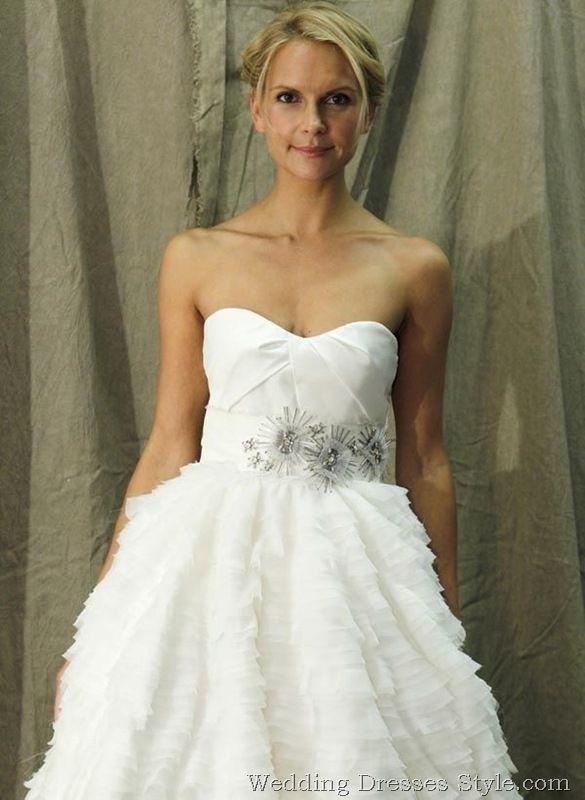Lela Rose http://lelarose.com/ Fall 2011 Wedding Dress Collection