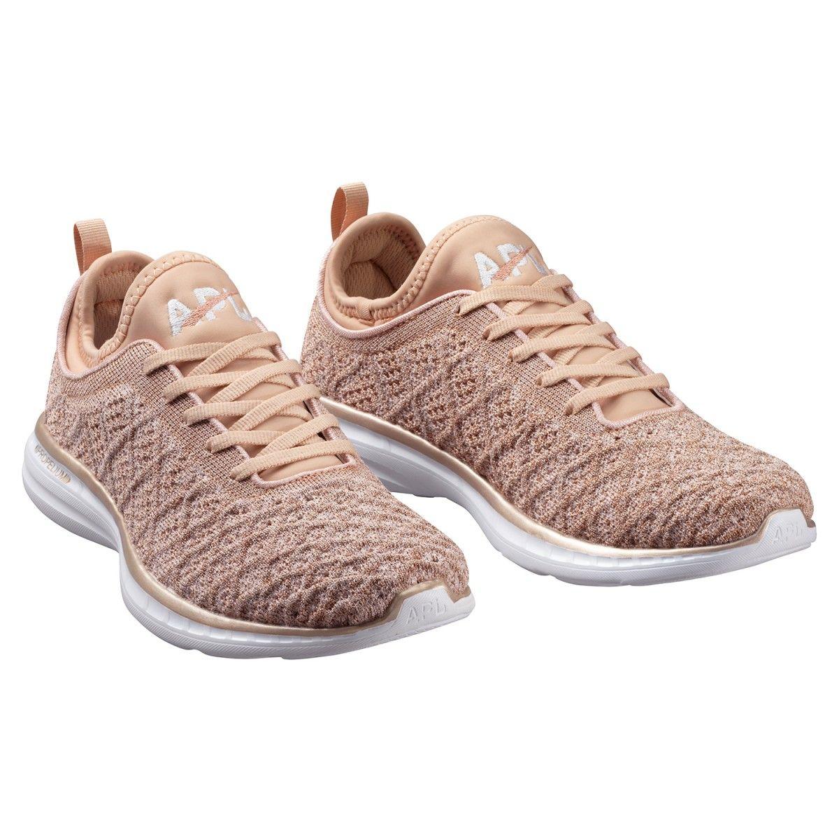 f1b27725bec9 APL Women s Running Shoes TechLoom Phantom Rose Gold
