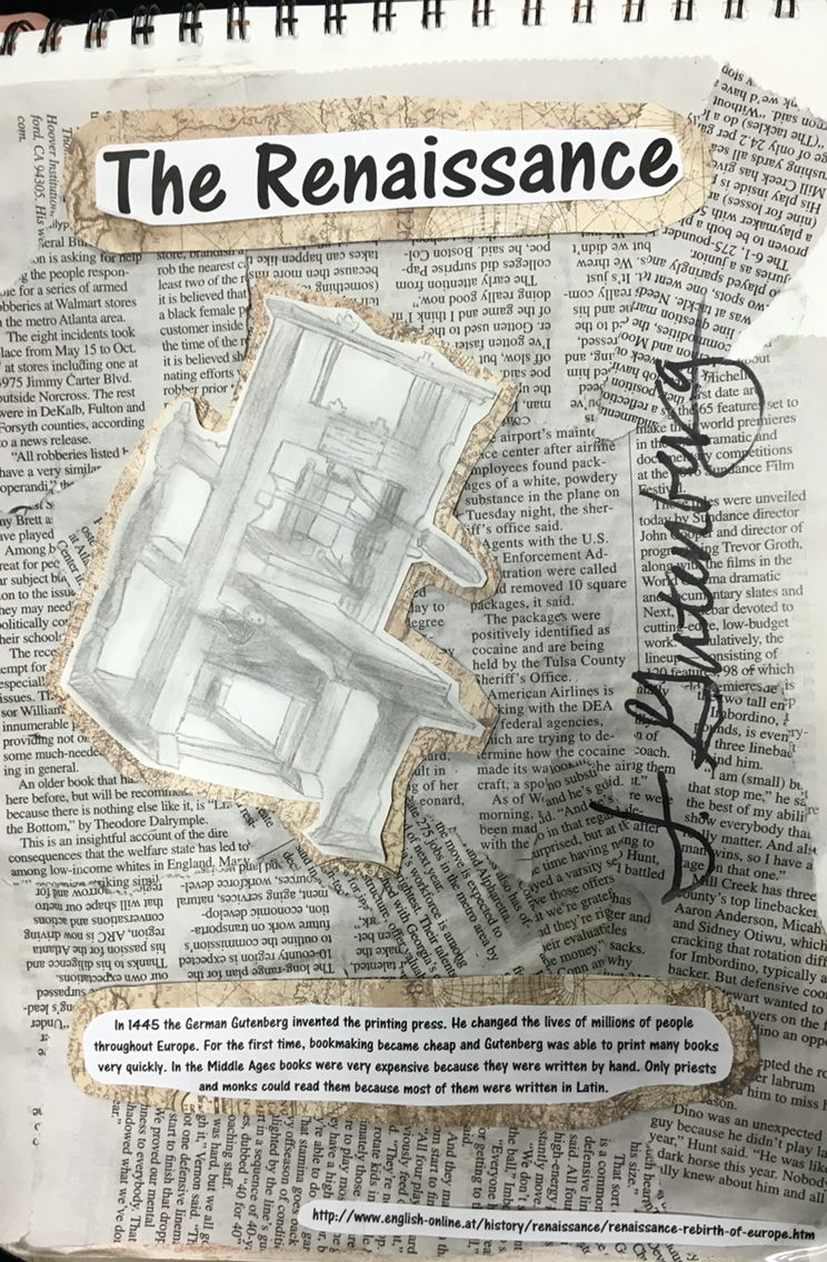 3d visual journal 4 michelangelo and friends nghs