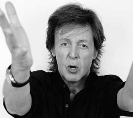 Paul McCartney : une perte sèche ....