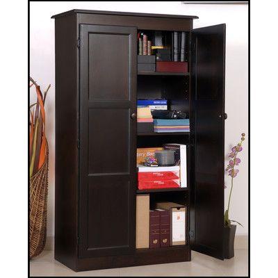 Fellers Storage Cabinet Tall Cabinet Storage Office Storage Cabinets Wooden Storage Cabinet