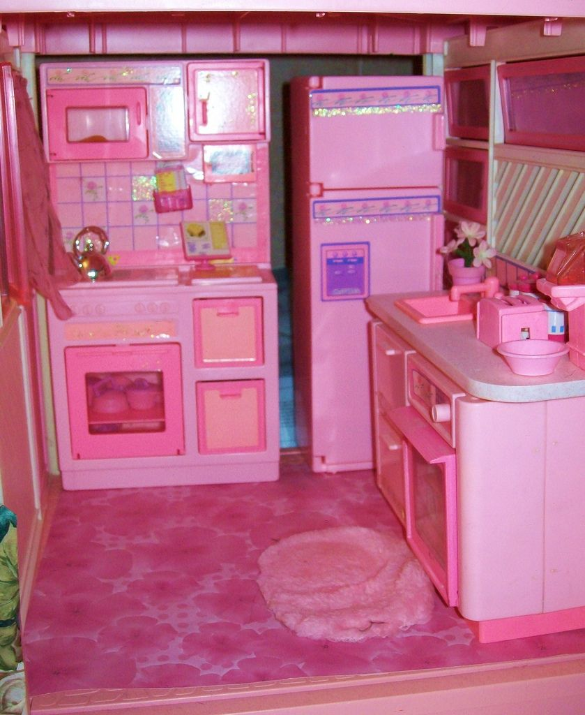 Dreams House Furniture: Barbie Dream House (7)