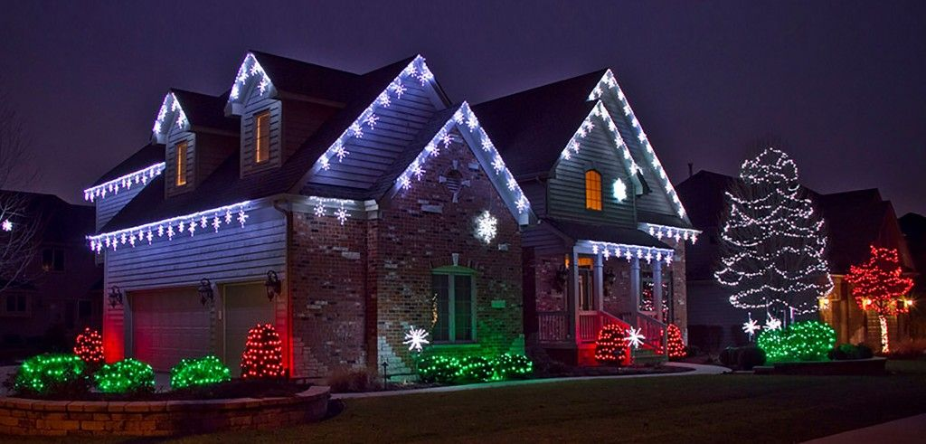 residential christmas light installation company