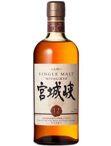 Nikka Miyagikyo Single Malt 12 Year Old Whisky Liquor For Japanophiles Malt Whisky Single Malt Whisky