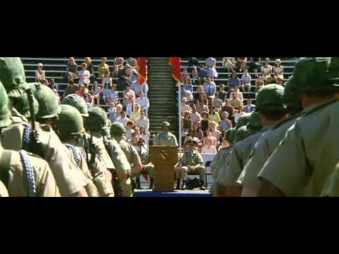 We were soldiers - Moore's Speech (Full 1080p HD)     A speech from We Were Soldiers, right before the 7th Calvary goes into battle.