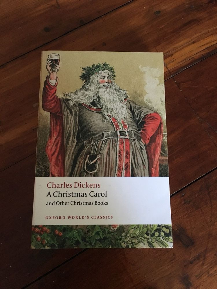 Details about a christmas carol charles dickens | Christmas carol, Christmas books