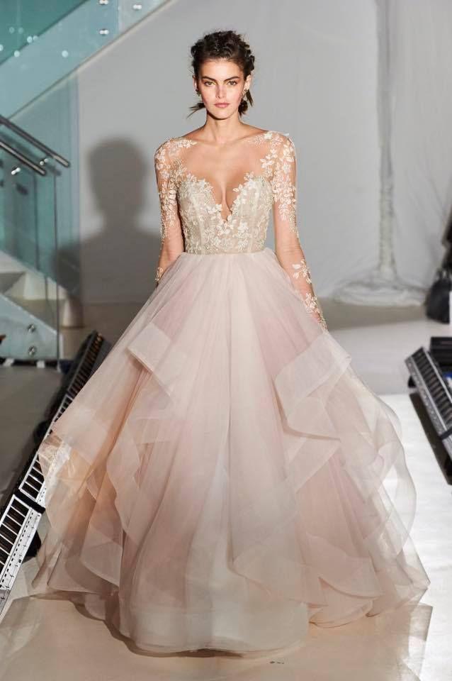 hayley paige wedding dresses spring 2017 2 c44bcd70ba99