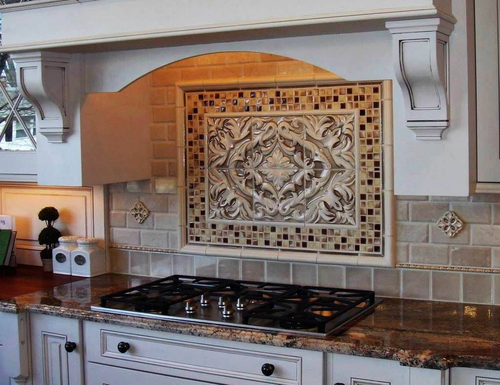 easy kitchen backsplash tile ideas design designs regard new