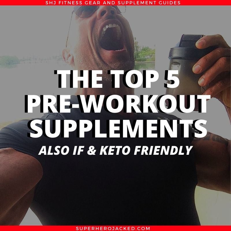 Top Five Pre Workouts For Intermittent Fasting Don T Break Your Fast Preworkout Pre Workout Energy Pre Workout Energy Drink