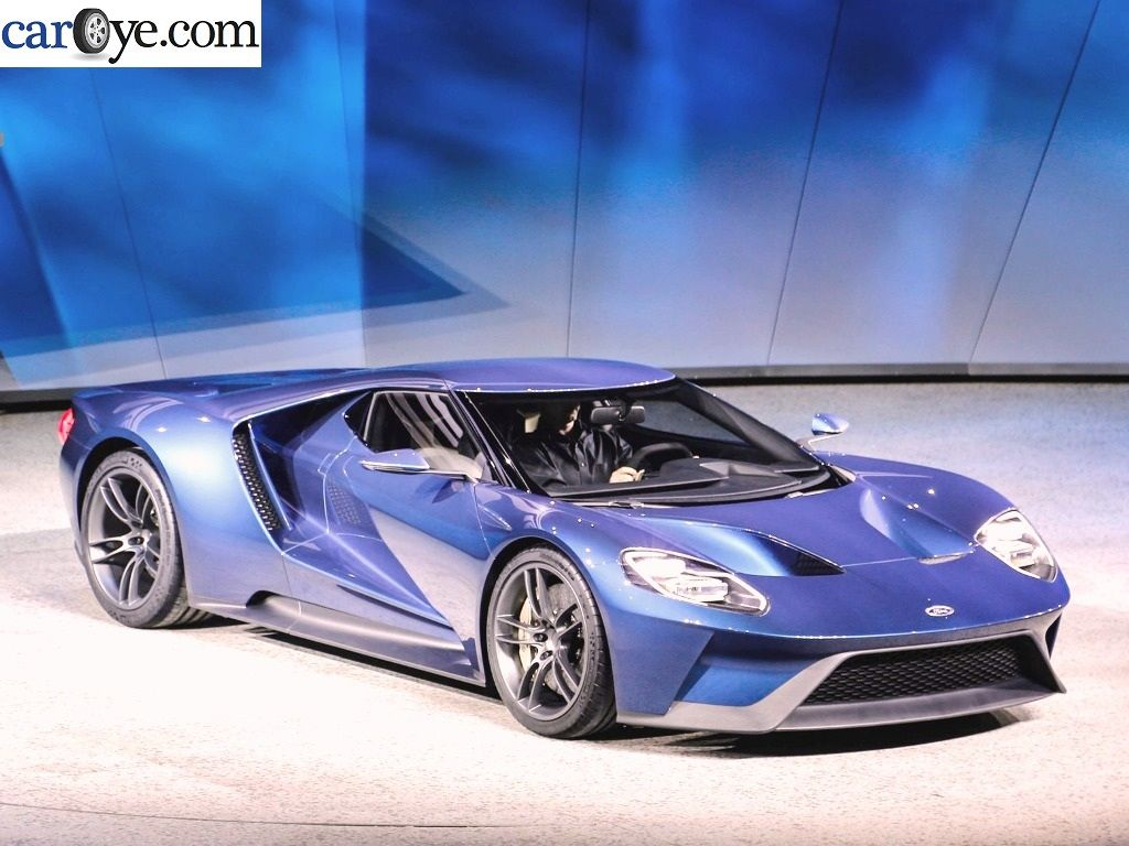 The Ford GT slated to be on roads in 2016 Ford gt