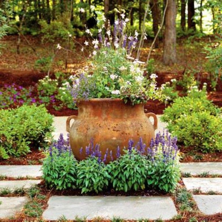 French gardens french country garden plants interior for Country garden ideas for small gardens