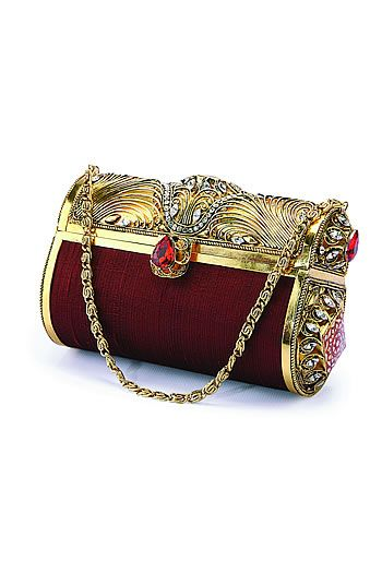 Meera Mahadevia clutch collection