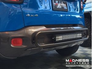 Jeep Renegade Rear Bumper Bar By Madness Jeep Renegade Jeep
