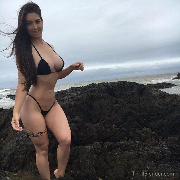 bikini model pictures of Sabrina Raissa (17) | Swim Suits ...