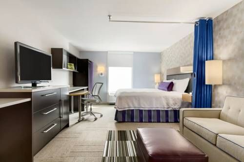 Home2 Suites By Hilton Anchorage Midtown Anchorage Alaska Offering A Pool Hot Tub And Fitness Centre Home2 S Suites Building A New Home Philadelphia Hotels
