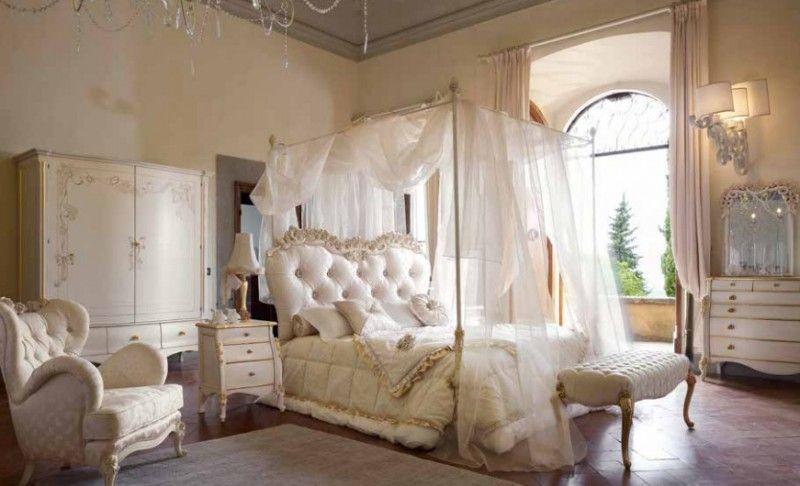 VOLPI - Letto Art. 5021 | letto baldacchino | Camas, Dormitorios e ...