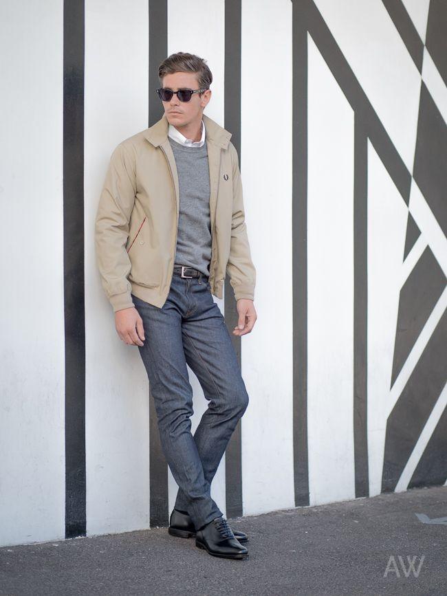 ffcd4f3039 Harrington-Jacket-650-Ashley-Weston-Mens-Wardrobe-Essentials-3