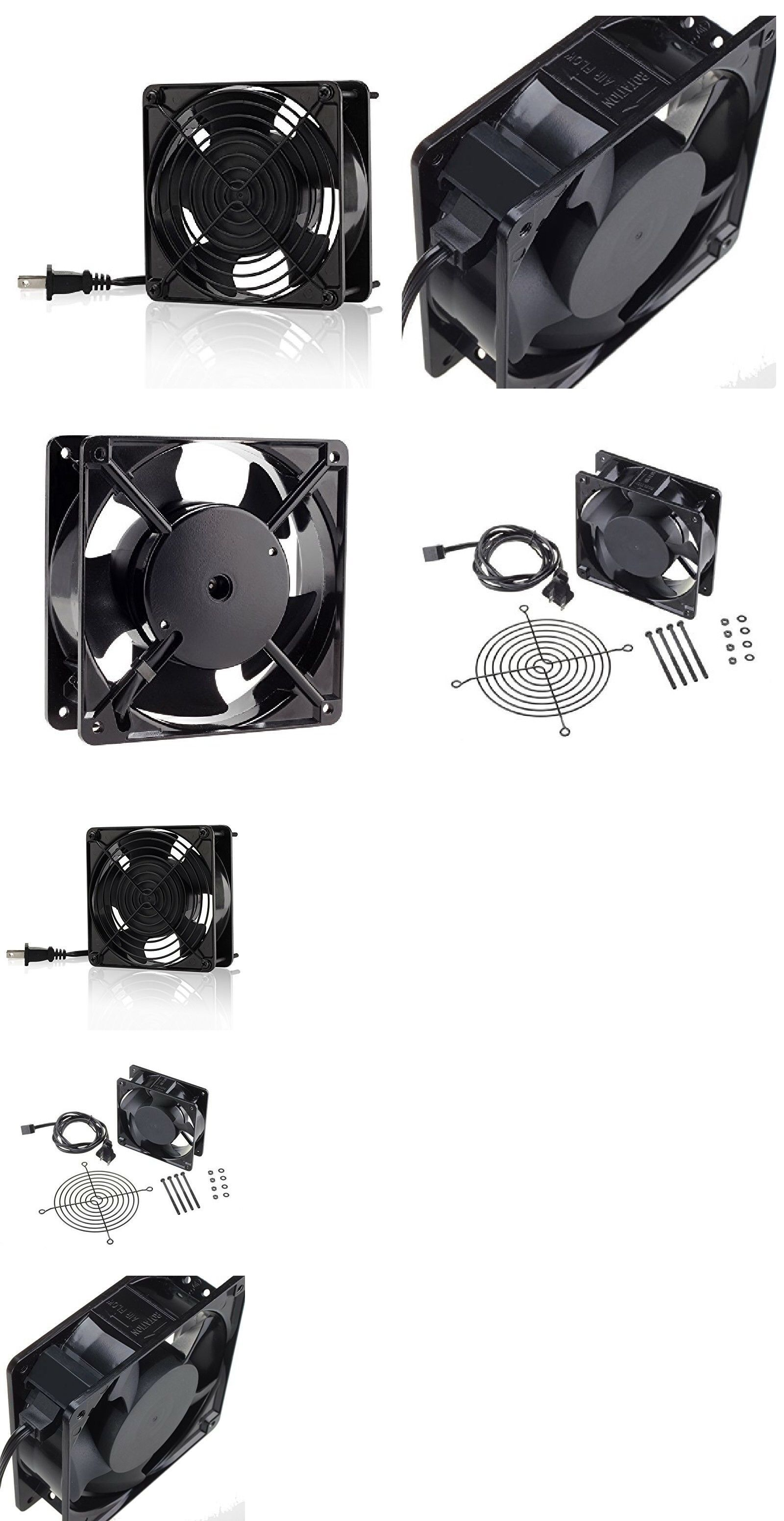 Computer Case Fans 131487 Axial Cooling Fan Computer System